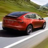 Model X: Driving Dynamics