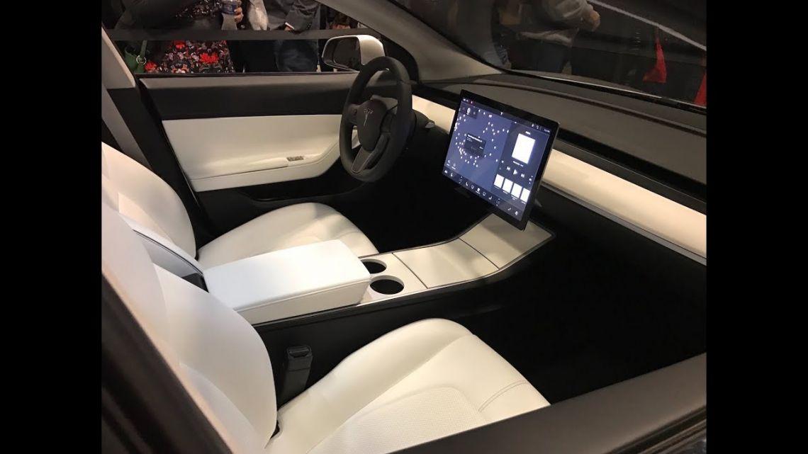 Model 3: Interior & Exterior
